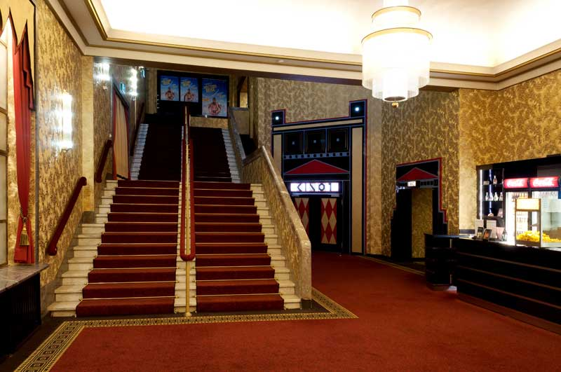 Hamburg Passage Kino